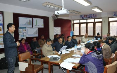 Central Project Advisory Committee (CPAC) Meeting