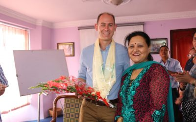 ADRA Nepal Welcomes Country Director