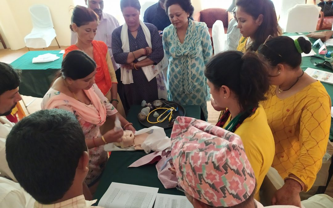 Basic Training for Health Worker