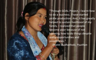Reaching out 17,213 People Directly, Two Projects come to a Completion