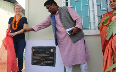 Birthing Centers Handed over to Health Posts