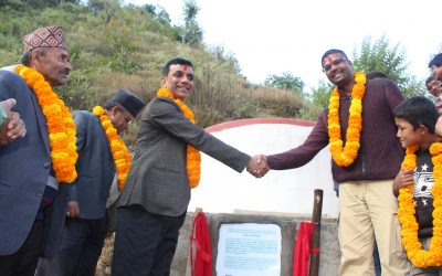Multiple-Use Water System Handed over