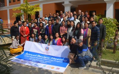 Annual Review Meeting of DFID Nepal Family Planning Project