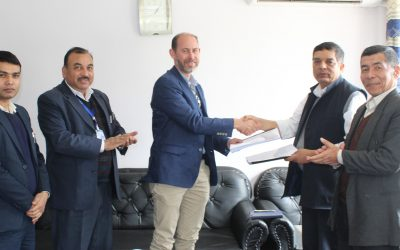GOAL-II Project Agreement Signed between SWC and ADRA